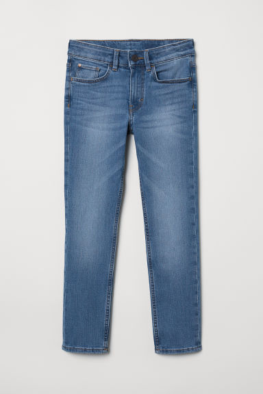 Skinny Fit Jeans - Denim blue - Kids | H&M