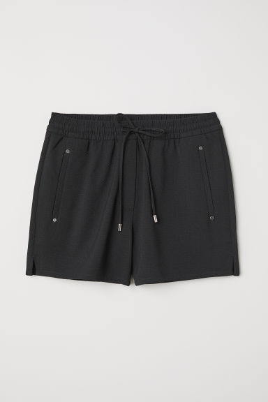 Short shorts - Black - Ladies | H&M CN