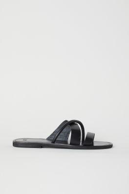 5c8cef811 Женская обувь | Купить обувь онлайн | H&M RU