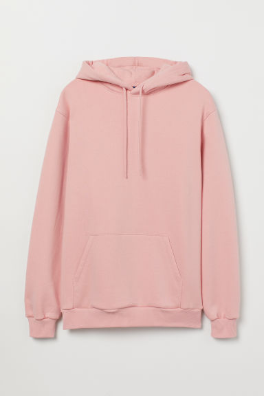 Hooded top - Pink - Men | H&M