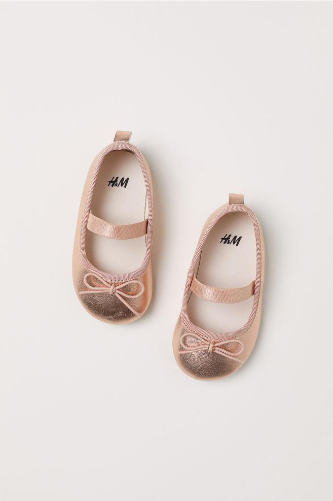 13b81c368d80 Ballet Flats - Rose gold-colored - Kids