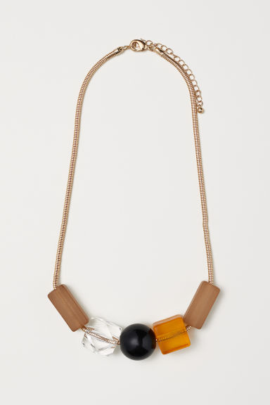 Necklace - Gold-colored - Ladies | H&M US