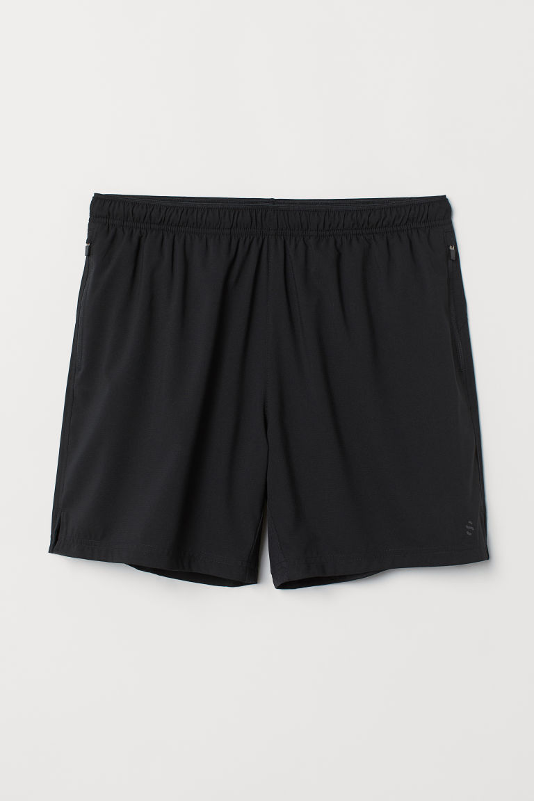 Running shorts - Black -  | H&M