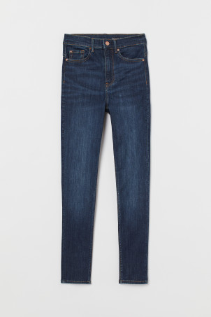 Jeans Shaping Ultra High Ankle