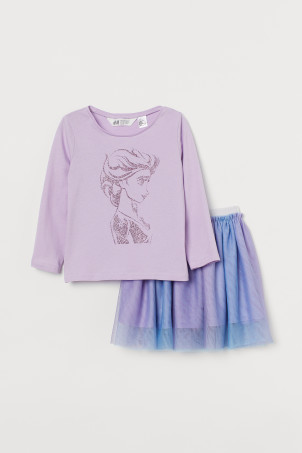 2-piece Frozen set
