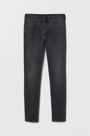 Skinny Fit Thermolite Jeans
