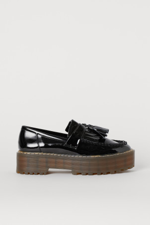 Plateauloafers