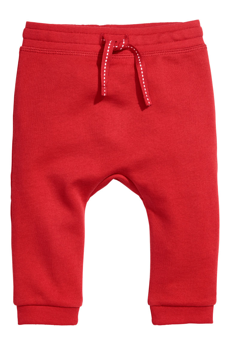 Joggers - Red - Kids | H&M