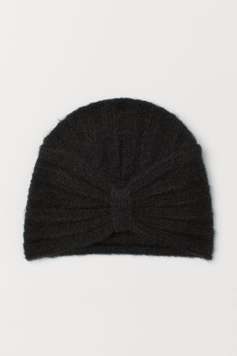 Knit Turban - Black -  | H&M US