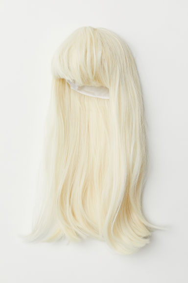 Fancy dress wig - Blonde - Ladies | H&M