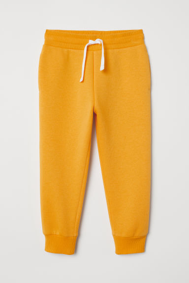 Joggers - Yellow - Kids | H&M
