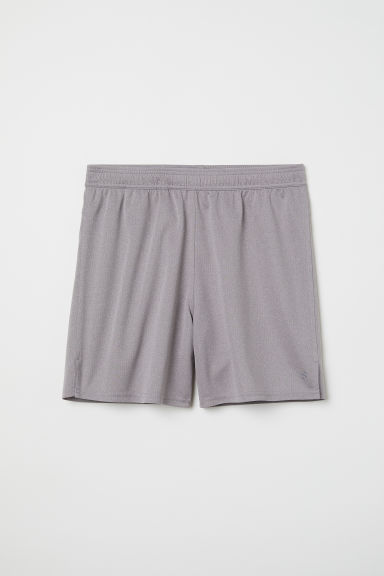 Sports shorts - Grey marl - Men | H&M