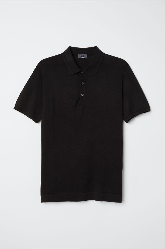 e4962cb44dea2 Silk-blend Polo Shirt