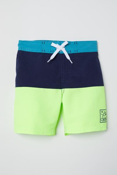 H&M - Short de bain - 1