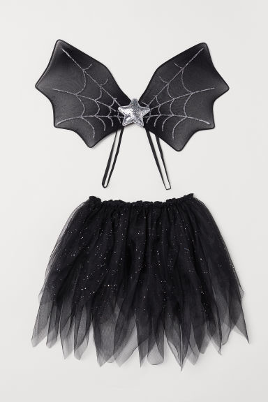 Fancy dress set - Black - Kids | H&M