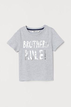 5536c6c9 Toppe og T-shirts til drenge – str. 92-140 | H&M DK