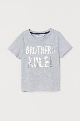 639de340 Trøyer og t-shirts til gutt – str 92-140 – shop online | H&M NO