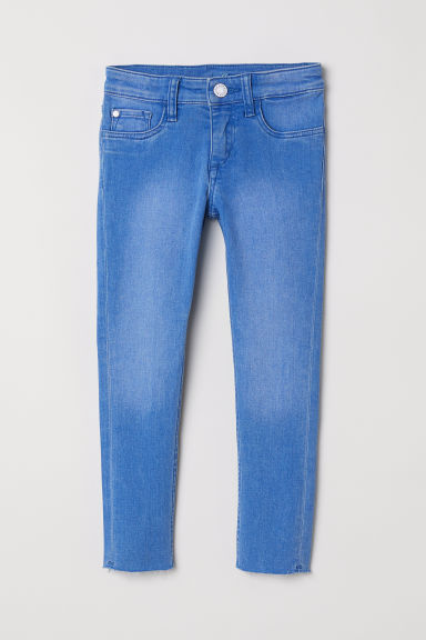 Superstretch Skinny Fit Jeans - 蓝色 - Kids | H&M CN