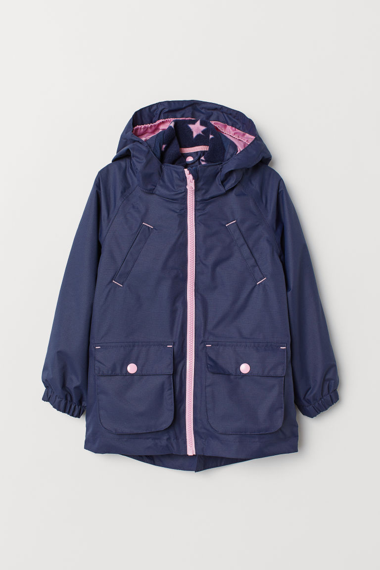 3-in-1 outdoorjas - Donkerblauw -  | H&M BE