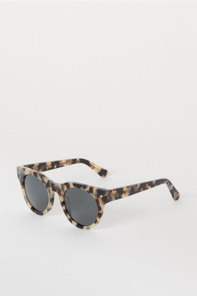 fb0c35a7dc Polarized Sunglasses - Beige tortoiseshell-patterned - Ladies