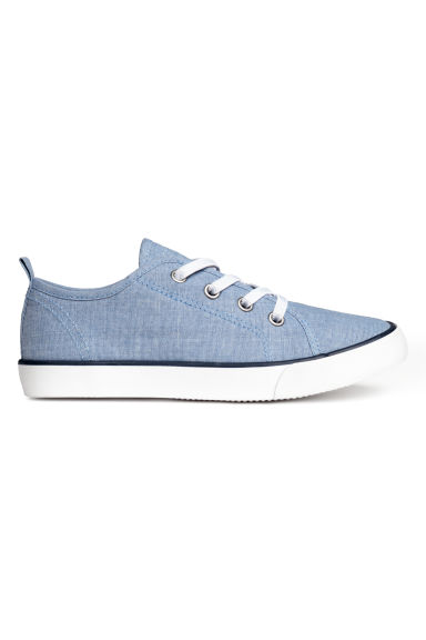 Trainers - Blue/Chambray - Kids | H&M