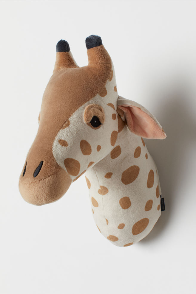 Wall Decoration   Beige/giraffe   Home All | H&M US