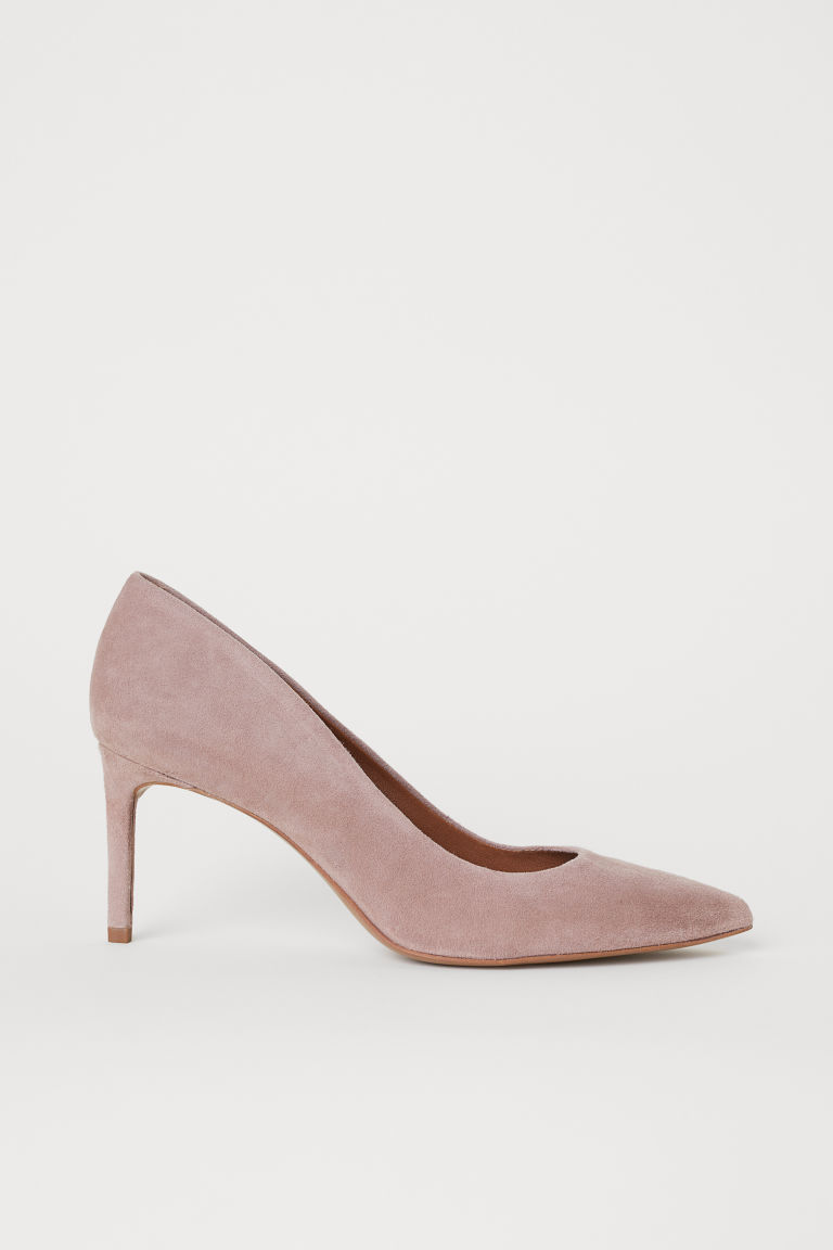 Court shoes - Deep pink - Ladies | H&M