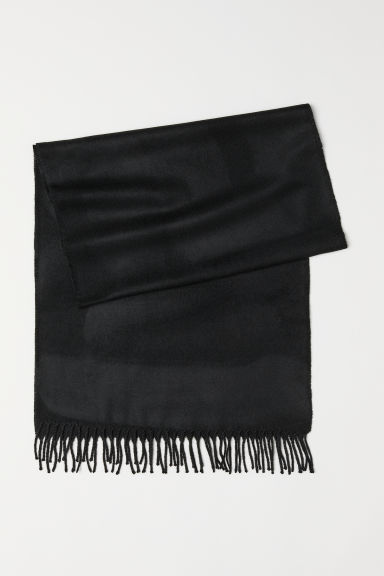 Scarf - Black - Men | H&M CN