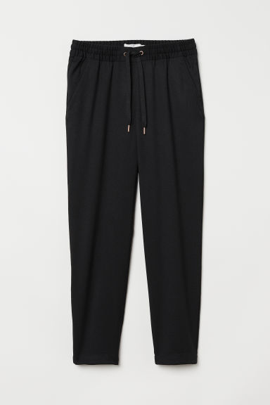 Joggers - Black - Ladies | H&M GB