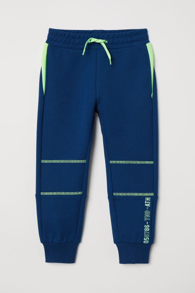 Sports trousers - Dark blue - Kids | H&M