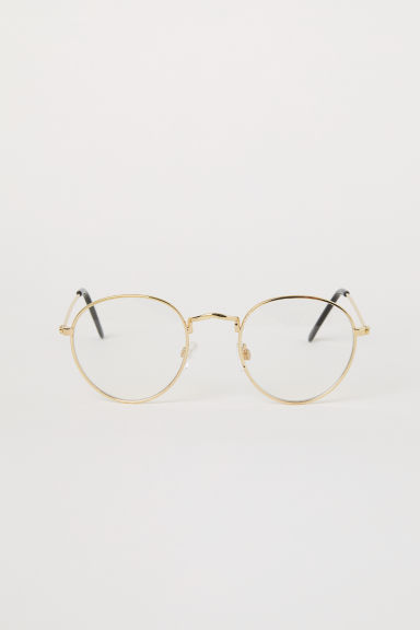 Glasses - Gold-coloured - Men | H&M