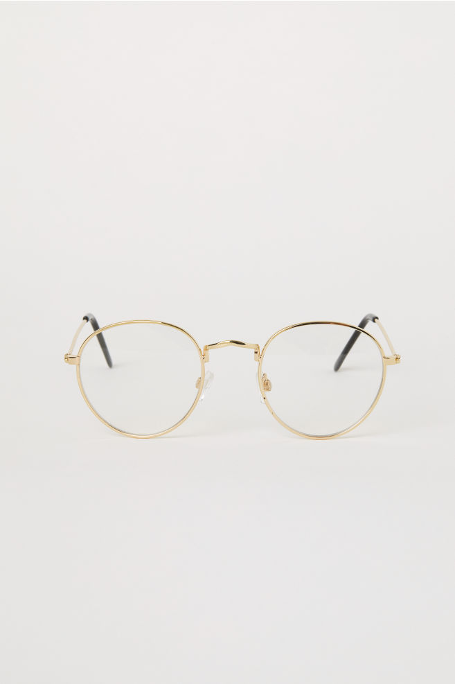 ea0a7860f5 Glasses - Gold-colored - Men