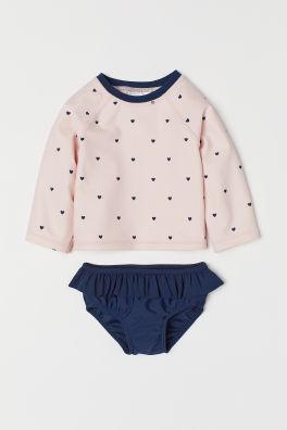 4b0cd27539a3 Babykläder på rea | Flicka Stl 68-104 | H&M SE