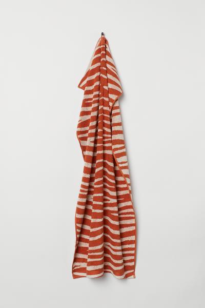 H&M - Zebra-patterned bath towel - 2