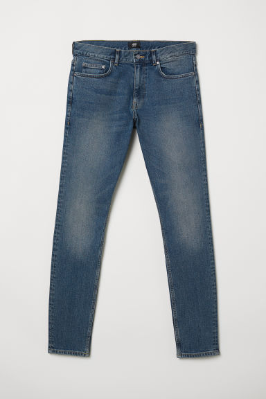 Skinny Jeans - Denim blue - Men | H&M US