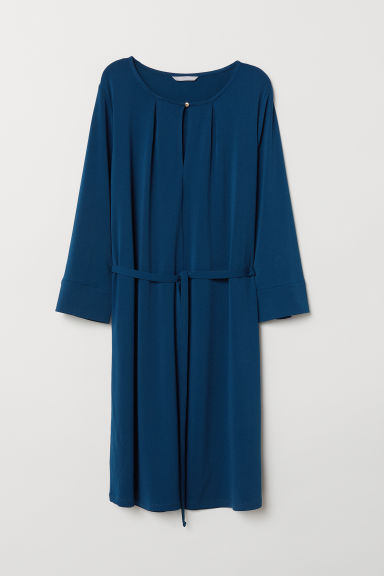 Jersey dress - Petrol - Ladies | H&M