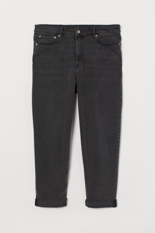H&M+ Slim Mom High Ankle JeansModel