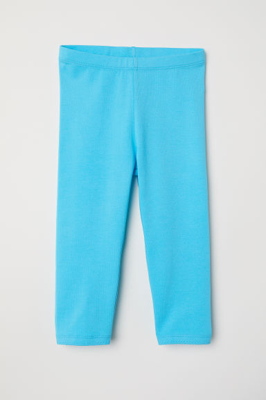 Driekwart legging - Turkoois -  | H&M BE