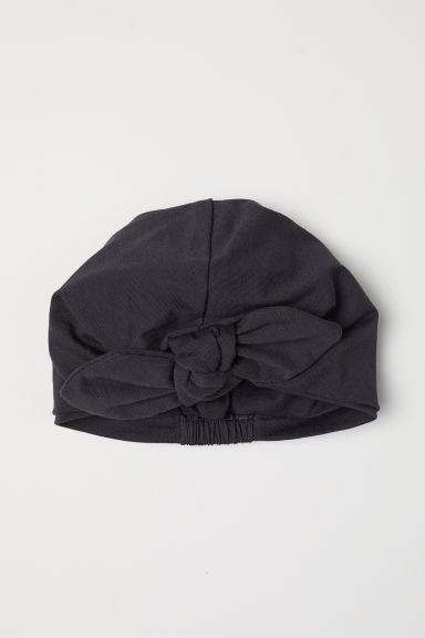 Jersey turban - Black - Kids | H&M