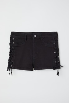 Shorts with Lacing
