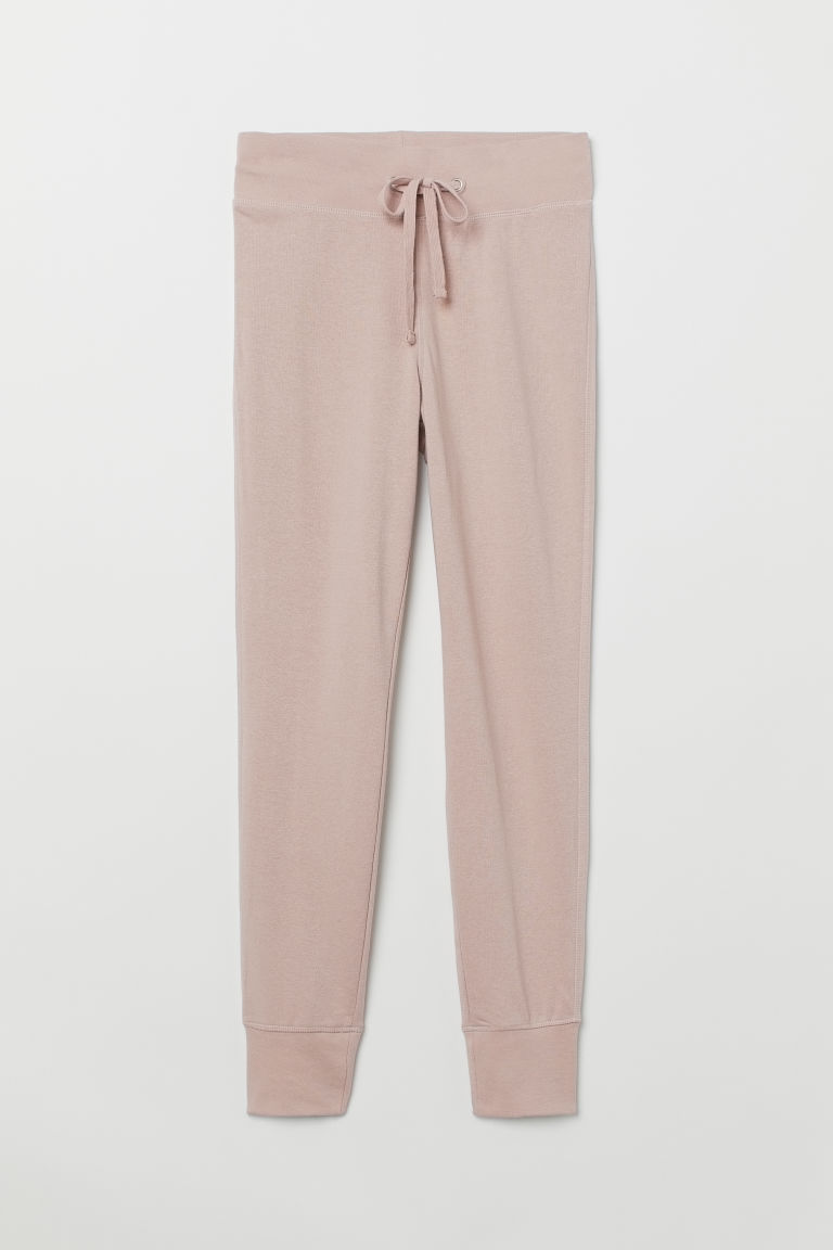 Joggers - Dusty rose - Ladies | H&M CA