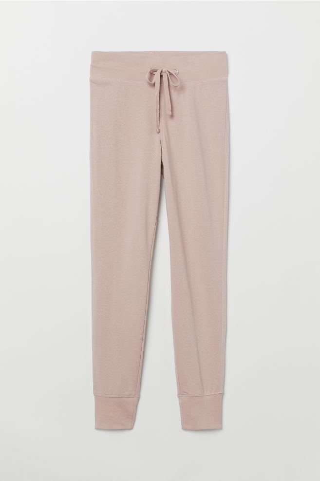 3229a0cd3c8 Joggers - Dusty rose - Ladies | H&M ...