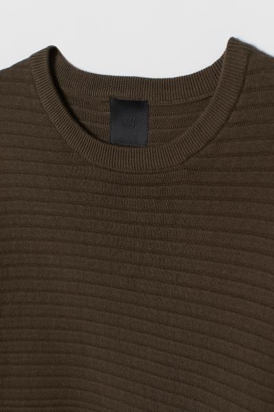 H&M - Pull en maille texturée - 6