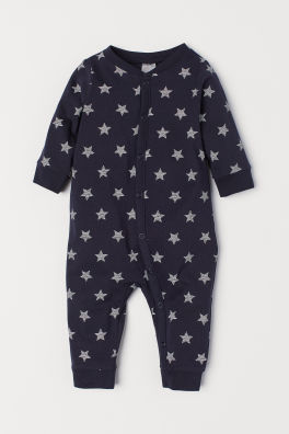 b74c1441bbc Printed all-in-one pyjamas