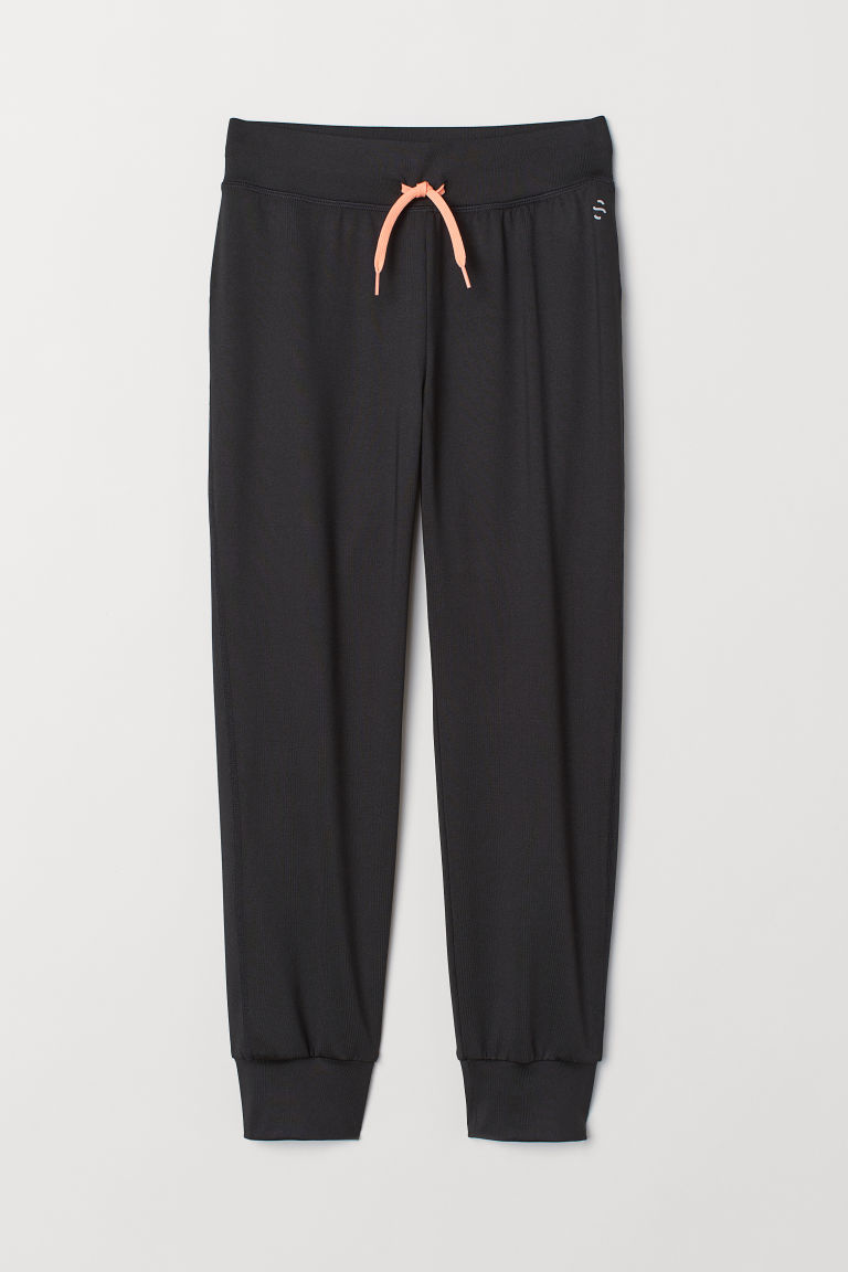 Sports trousers - Black - Kids | H&M CN