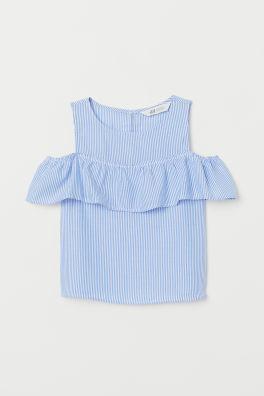 10b5e567e73af Girls Clothes - Size 8y-14 Plus - Shop online | H&M