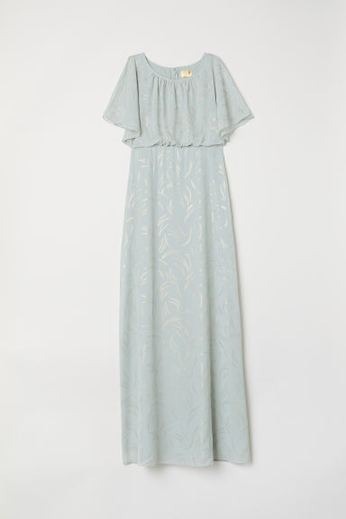 Long dress - Light turquoise - Ladies | H&M