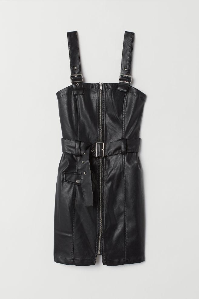 9353f0f2c8e Dungaree dress - Black -