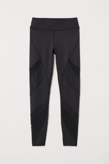 Sports tights - Black - Ladies | H&M