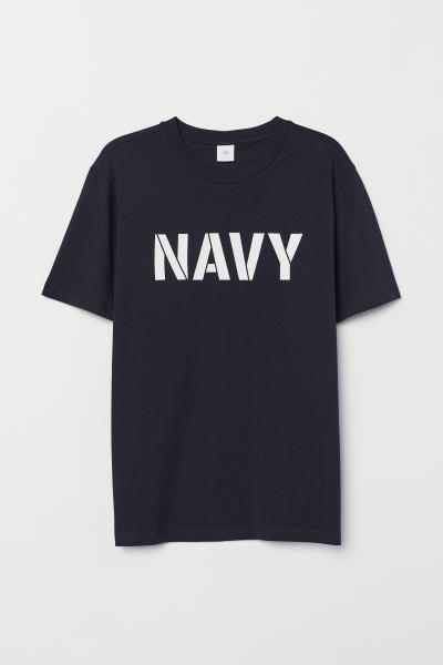 H&M - Camiseta con motivo estampado - 5